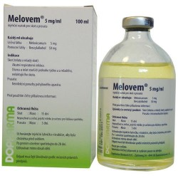 MELOVEM 5MG X 100ML