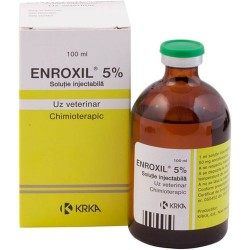 ENROXIL 5% INJ X 100ML