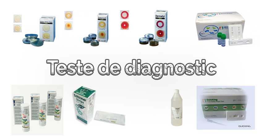 Teste de diagnostic